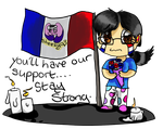 Stay strong France by sheezy93