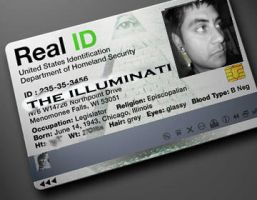 REAL ID by moondap