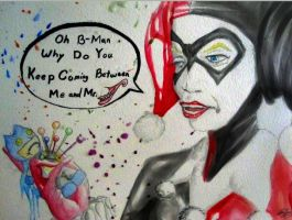 Harley Quinn- Final...I hope by Squall1015