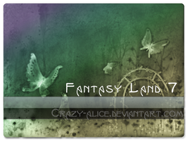 Fantasy Land 7 by crazy-alice