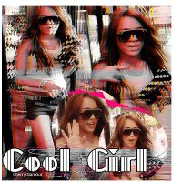 Cool Girl by CherryGlamour