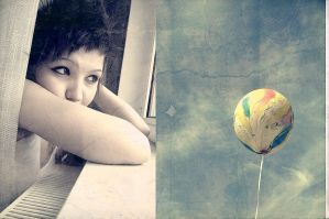 Ballons make my day by Ly-Lee