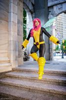 X-Men Pixie by PinkJusticeCosplay