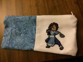 Katara Zippered Pouch by DaoineSidhe