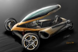 Velorex3000 concept by HorcikDesigns