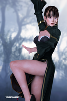 Dead or Alive 5 Last Round: Leifang 4 by Velocihaxor