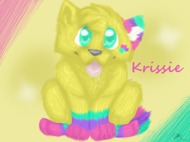 Commission - Krissie by PixieGirl3