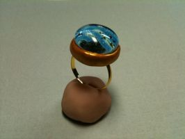 Wind Planeteer Ring by MudgetMakes