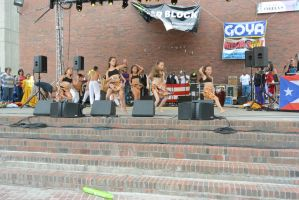 Puerto Rican/Latin Festival, Little Jungle Moves 5 by Miss-Tbones
