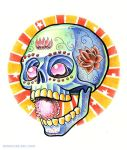 Sugar Skull by Ignitron