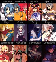 2012 art summary by tokoco