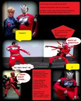 Deadpool comic page#11 by Cadmus130