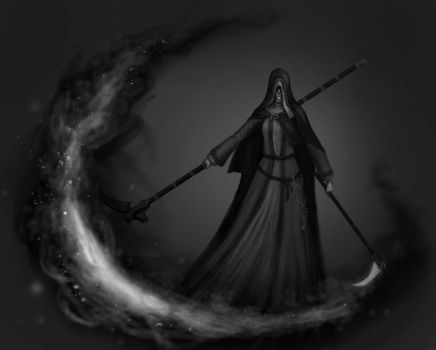 Blackflame Friede by MuHut