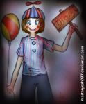 Balloon Boy - Five nights at Freddy's 2 by Masteryeah037