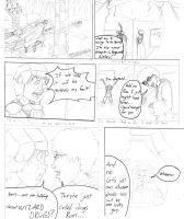Harry Potter Comic Page 1 of 2 by Sweetcheeks12354
