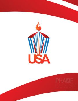 Usa Logo 1 by IamMrTrong