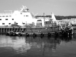 Tugboat by aliengirl31186