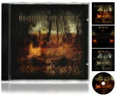 Requiem Of Ashes Cd Art by DesignsByTopher