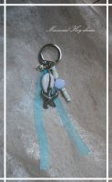 Key chain s mermaid by Rouages-et-Creations