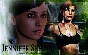 Shepard ID: Jennifer by Belanna42