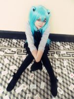 You are playing right into my hands - VOCALOID by miyuki-chan8D