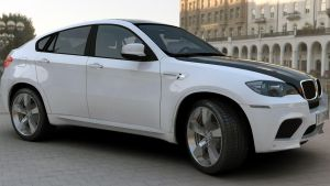 BMW X6 by rulerz96