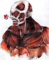 Colossal Titan by Lumeore
