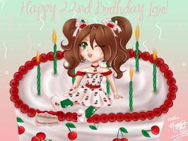 Happy Birthday Lori by SassyLilPanda
