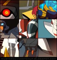 TFA Aerialbots Preview by dou-hong