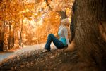 time of autumn by AnnaForestali