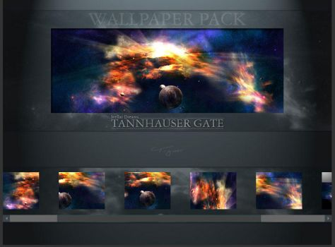 Tannhauser Gate WP Pack by tigaer
