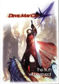 Devil may cry 4 : the truth by Feiuccia