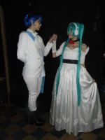Cendrillon Cosplay - Kaito and Miku 30 by Yuko-NekoTsundere