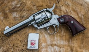 The Excellence of Ruger by spaxspore