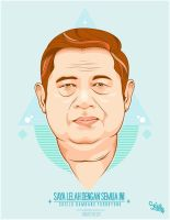 Vektor for SBY by saidfahry
