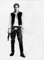 Han Solo (1990) by Retrodan16