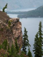 Ledge At the Lake by WillFactorMedia