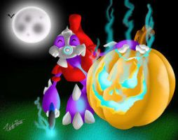 Halo Halloween - by SESpider by Spartan-II-Project