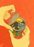 Chungking Express by AfuChan