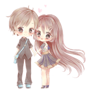 COMM: Couple by Cheriin