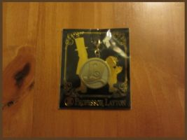 Professor Layton Hint Coin by BenjaminHunter
