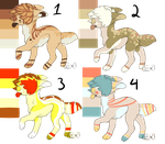 Drink adopts --open-- by dovepaw3000