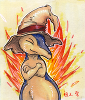 i am the god of pokefire by not-fun