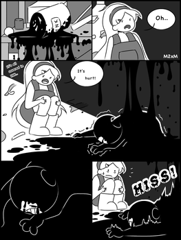 The Little Demon In Our Garage: Part 3 by MnMs-R-SwEeT
