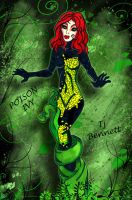 Poison Ivy new 52 by TyroneJames