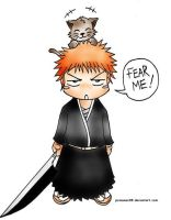 Pheer Meh-Bleach - Pcmaniac88 by bleach-party