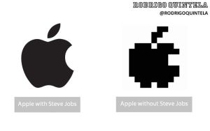 Apple and Steve Jobs by RodrigoQuintela