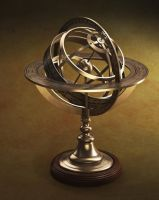 Armillary Sphere by WormDog1