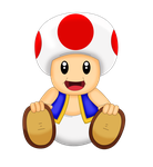 Toad by Artygal