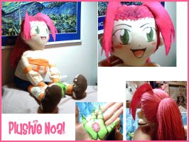 Plushie Noa by rose-star